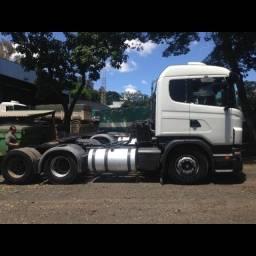Excelente Scania 124 420 6x2 2010