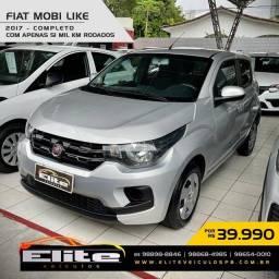 FIAT MOBI 2016/2017 1.0 EVO FLEX LIKE. MANUAL