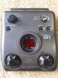 Pedaleira Zoom G1