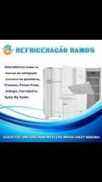 Conserto de geladeiras freezer