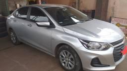 Título do anúncio: Onix Sedan LT Plus mecânico 20/20 prata - Particular