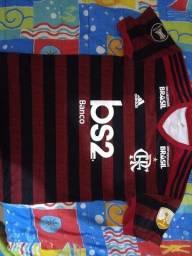 Camisa do Flamengo histórica