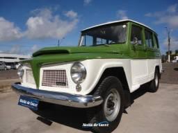 Ford Rural 4x2 1973 - Original! Oportunidade - Ateliê do Carro