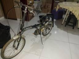 Bicicleta pra quem mora em apartamento muito boa