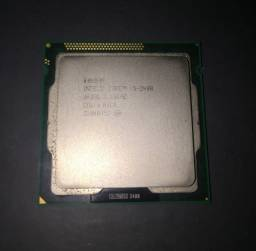 Processador Intel Core i5-2400 (6M de cache, até 3,40 GHz).