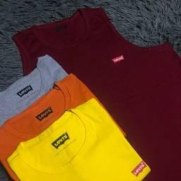 Camisetas Levi's (PROMOÇÃO)