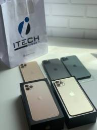 Título do anúncio: iPhone 11 Pro Max Vitrine @itechvisse