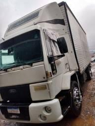 Caminhão, Baú , Toco, Cargo, 1417