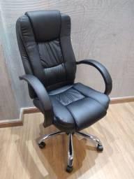Título do anúncio: Cadeira presidente Ideal