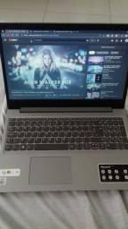 Notebook Lenovo Gamer (Aceito cartão)