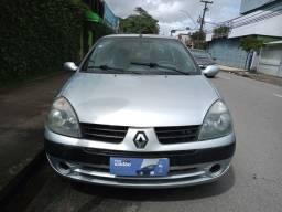 Renault Clio EXP 1.0 16v completo ano:2005