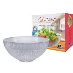 Saladeira fruteira vidro