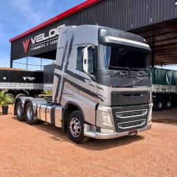 Volvo FH-540 Globetrotter 2018/18 6x4