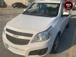 Chevrolet Montana 2016 1.4 mpfi ls cs 8v flex 2p manual