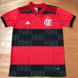 Camisa time Flamengo 21/22