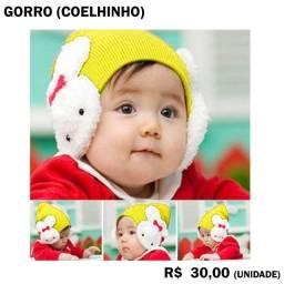 Gorro Coelhinho