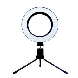 Ring Light de Mesa 6 Polegadas Imperdível