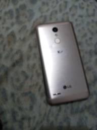 Celula LG K 11+ 32 GB valor 500.00 a vista