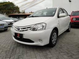 Toyota ETIOS 1.3 HB XS 16V FLEX 4P MANUAL