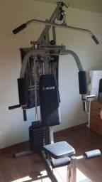 Estação de Musculação Kikos Gx Power Fit Seminova em Perfeito Estado