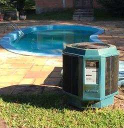 Trocador de calor nautilus