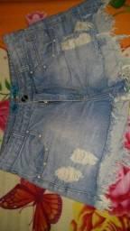 Short jeans T°44