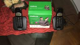telefone sem fio com ramal adicional