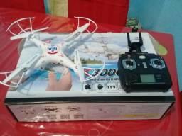 Vendo drone com câmera e Wifi novo na caixa