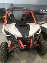 UTV Maverick Can-am 2017 Aspirado - 2017