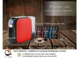 Maquinas de café escritório e comercio