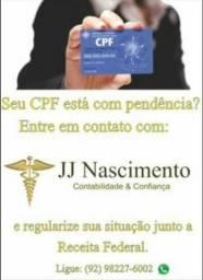 Contador - Regularize seu CPF