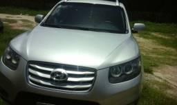 Hyundai Santa Fe 3.5 ano 2011 4x4 Top/AC Trocas Maior ou Menor valor - 2011