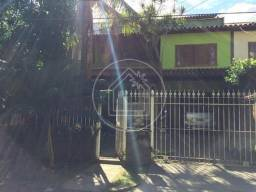 Casa à venda com 3 dormitórios em Itacoatiara, Niterói cod:744056
