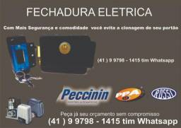 Fechadura eletrica