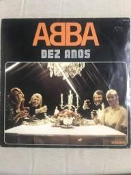 Disco Abba Dez anos, usado comprar usado  Curitiba