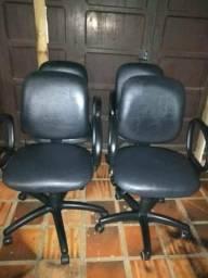 Cadeiras de escritório top gerente