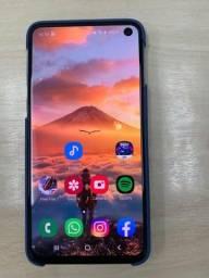 Samsung s10e 128gb. 15 dias de uso