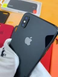 IPhone X 256G Preto - Anatel com Garantia