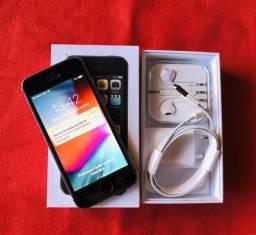 IPhone 5s c/ caixa e acessórios