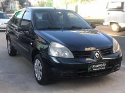 Renault Clio Expression Sedan 1.6 ( Completo - Aceito Trocas ) - 2007