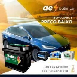 Seu carro com a bateria 70Ah Heliar