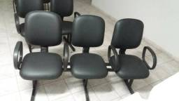 Cadeiras e mesas para escritorio,painéis, gondolas, etc