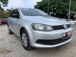 Volkswagen Gol 1.0 mi city 8v flex 4p manual - 2014