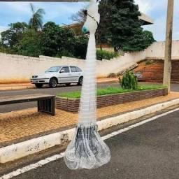 VENDO tarrafa feita a mão R$450