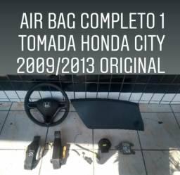 Airbag Honda city 2012 completo