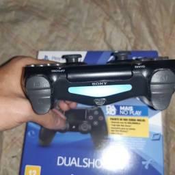 Controle Dual Shock 4(Defeito leve)