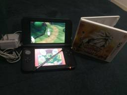 Nintendo 3ds XL com POKÉMON SUN comprar usado  Campo Largo