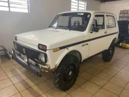Lada Niva 1.6 4x4 OffRoad, usado comprar usado  São Sepé