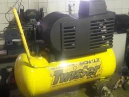 Compressor de ar (aceito cartão)