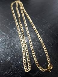 Cordão masculino ouro 18k